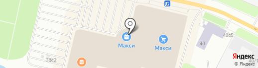 Хорошая связь на карте Архангельска