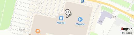 Didriksons на карте Архангельска