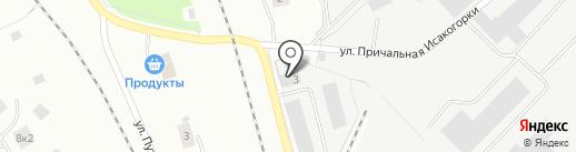 ВамСтрой на карте Архангельска