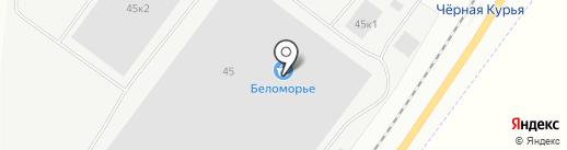Региональная общественная организация ветеранов спецназа по Архангельской области на карте Архангельска