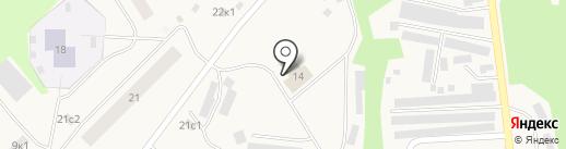 Пожарная часть №94 на карте Катунино
