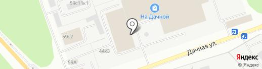 ДАЧА. СТРОЙКА. ДОМ на карте Архангельска