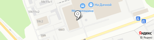 Грундфос на карте Архангельска