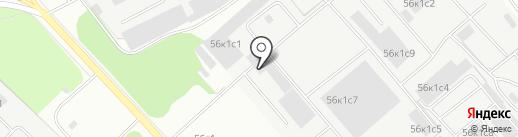 Универсал авто на карте Архангельска