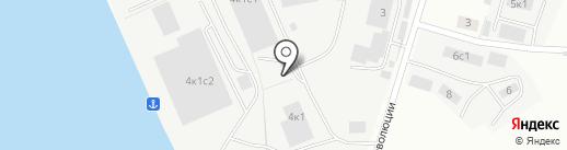 Строительная компания на карте Архангельска