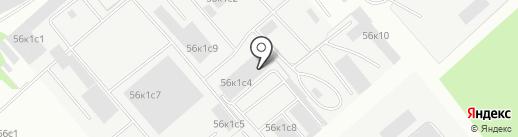 ARI CAR на карте Архангельска