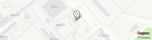 RemZona на карте Архангельска