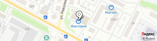 Магазин мужской одежды на карте Архангельска