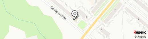 Почтовое отделение №1 на карте Новодвинска