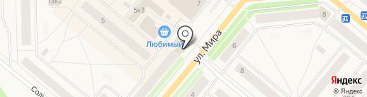 Платежный терминал, Сбербанк, ПАО на карте Новодвинска