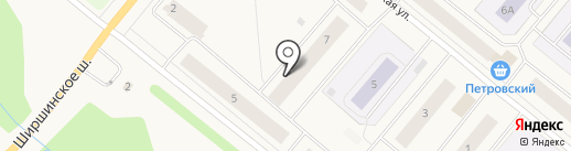 РЭУ №2 на карте Новодвинска