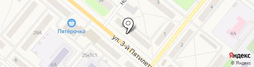 Tele2 на карте Новодвинска