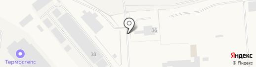 Шиномонтажная мастерская на карте Новодвинска