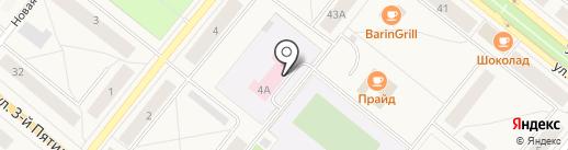 Гармония на карте Новодвинска