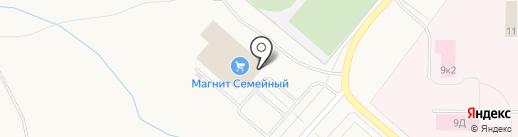 Comepay на карте Новодвинска