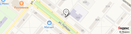 Мебель на заказ на карте Новодвинска