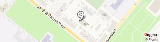 Успех недвижимости на карте Новодвинска