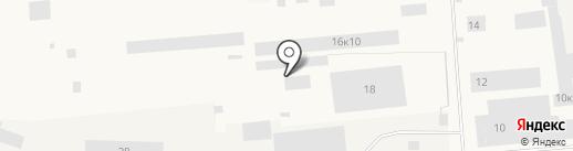 Сител на карте Новодвинска