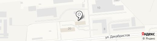 Моя автомойка на карте Новодвинска