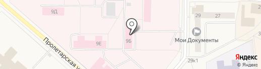 Фармация на карте Новодвинска