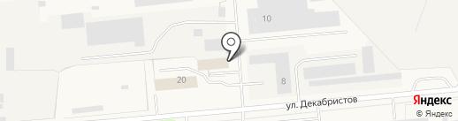 Мой автосервис на карте Новодвинска