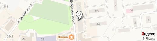 Nail29.ru на карте Новодвинска