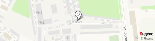 Авторемонтная мастерская на карте Новодвинска