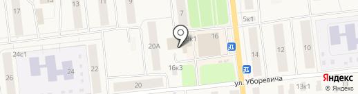 Грааль на карте Новодвинска