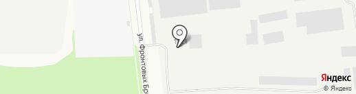 Profi service на карте Новодвинска