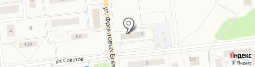 Архангельское общество оценщиков на карте Новодвинска