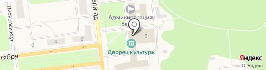 Квадратный метр на карте Новодвинска