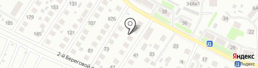 Засор44 на карте Костромы