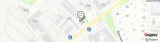 Пилот, ЗАО на карте Костромы