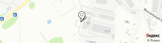 Автосервис на карте Костромы
