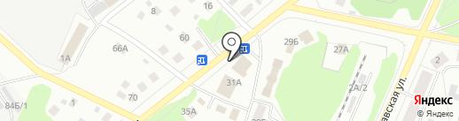 Мясо у Федорыча на карте Костромы