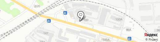 Ивпилоправ на карте Иваново