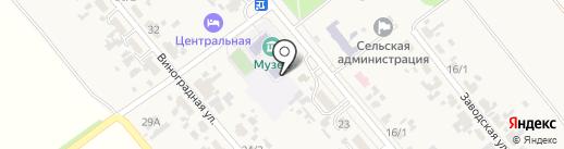Средняя общеобразовательная школа №7 на карте Кировой