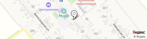 Сельское хозяйство, МКУ на карте Кировой