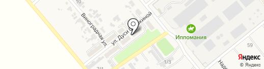Продуктовый магазин №1 на карте Кировой