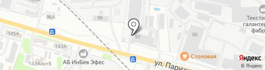 Крепеж на карте Иваново