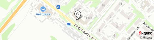 РаМаДаСа на карте Костромы