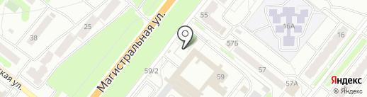 EscO на карте Костромы
