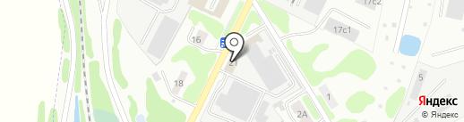 ИВТЕКС на карте Иваново