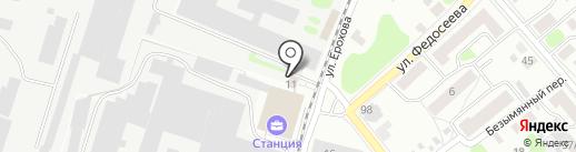 Территориальная генерирующая компания №2 на карте Костромы