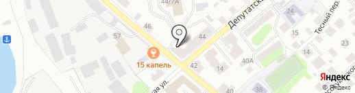 Костромская областная организация Профсоюза работников народного образования и науки на карте Костромы