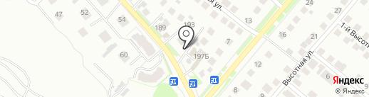 Мастерская Воспа на карте Костромы