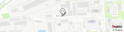 АИСТ на карте Иваново