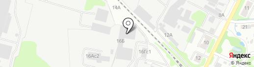 Термекс на карте Иваново