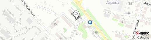 Продуктовый магазин на карте Иваново