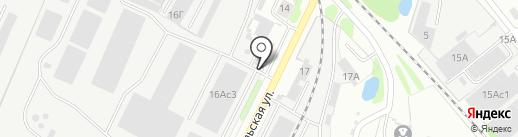 Ивановоглавснаб на карте Иваново